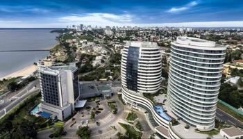 Maputo, Mozambique - Radisson Blu Hotel