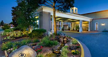 Santa Fe Hilton Historic Plaza