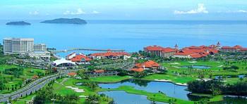 Kota Kinabalu, Sabah, Malaysia - Sutera Harbour Resort