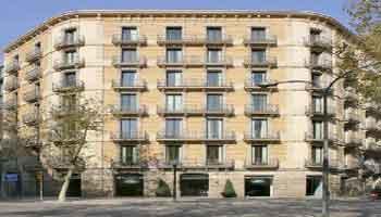 Barcelona, Spain - H10 Casanova Hotel