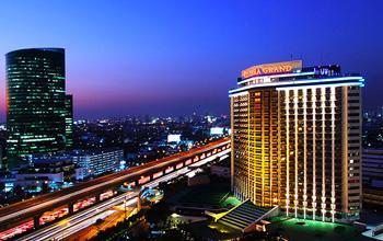 Bangkok, Thailand - Centara Grand Hotel