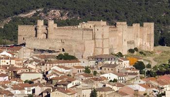 Sigüenza, Spain - Parador de Turismo de Sigüenza