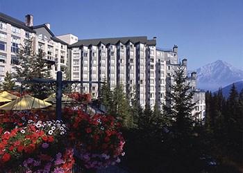 Banff, Alberta, Canada - Rimrock Resort