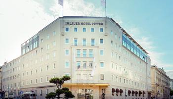 Salzburg, Austria - Imlauer Hotel Pitter