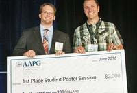 Best Student Poster Award