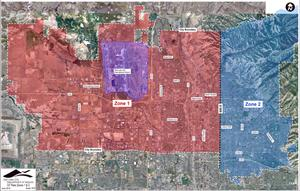 Salt Lake City Taxi Zones