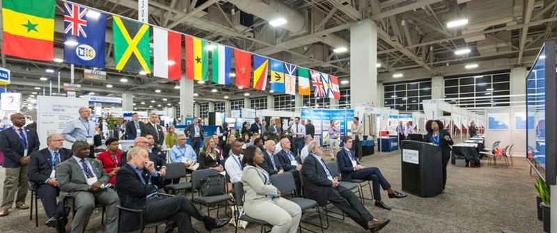 AAPG ACE 2019 International Pavillion