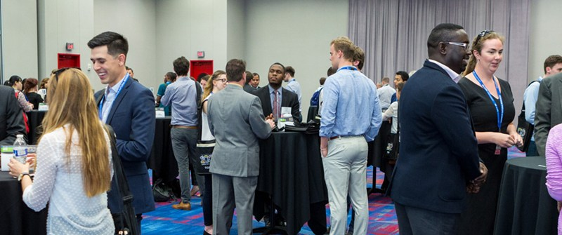 ICE 2018 Student and Young Professional Networking Events