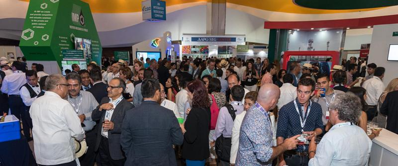 AAPG ICE 2019 Buenos Aires Exhibition Opportunities