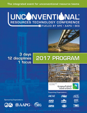 URTeC 2017 Official Program